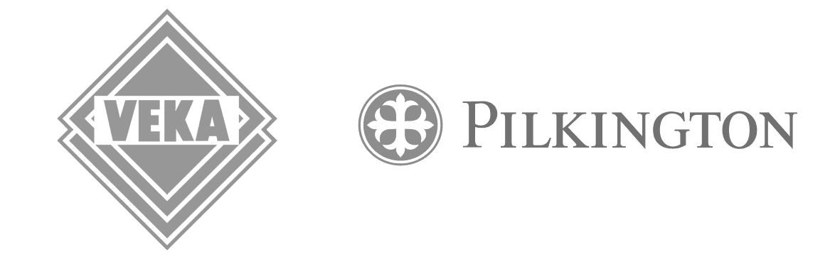 Veka and Pilkington Logo