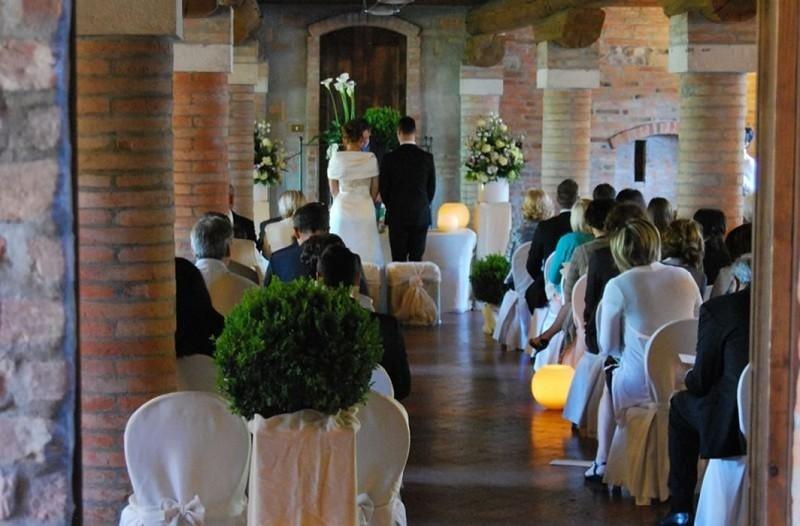 Matrimonio nella Corte Piovanelli