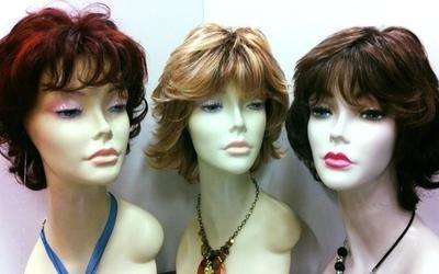 parrucche assortite