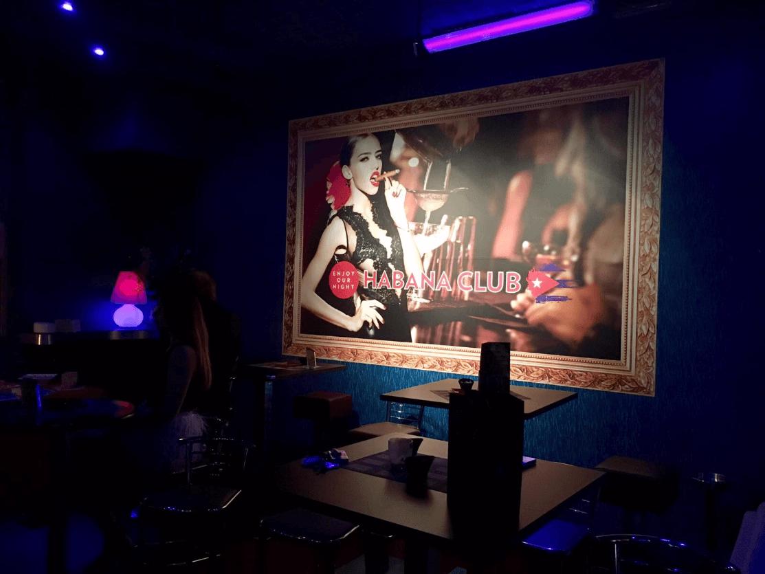 quadro con donna