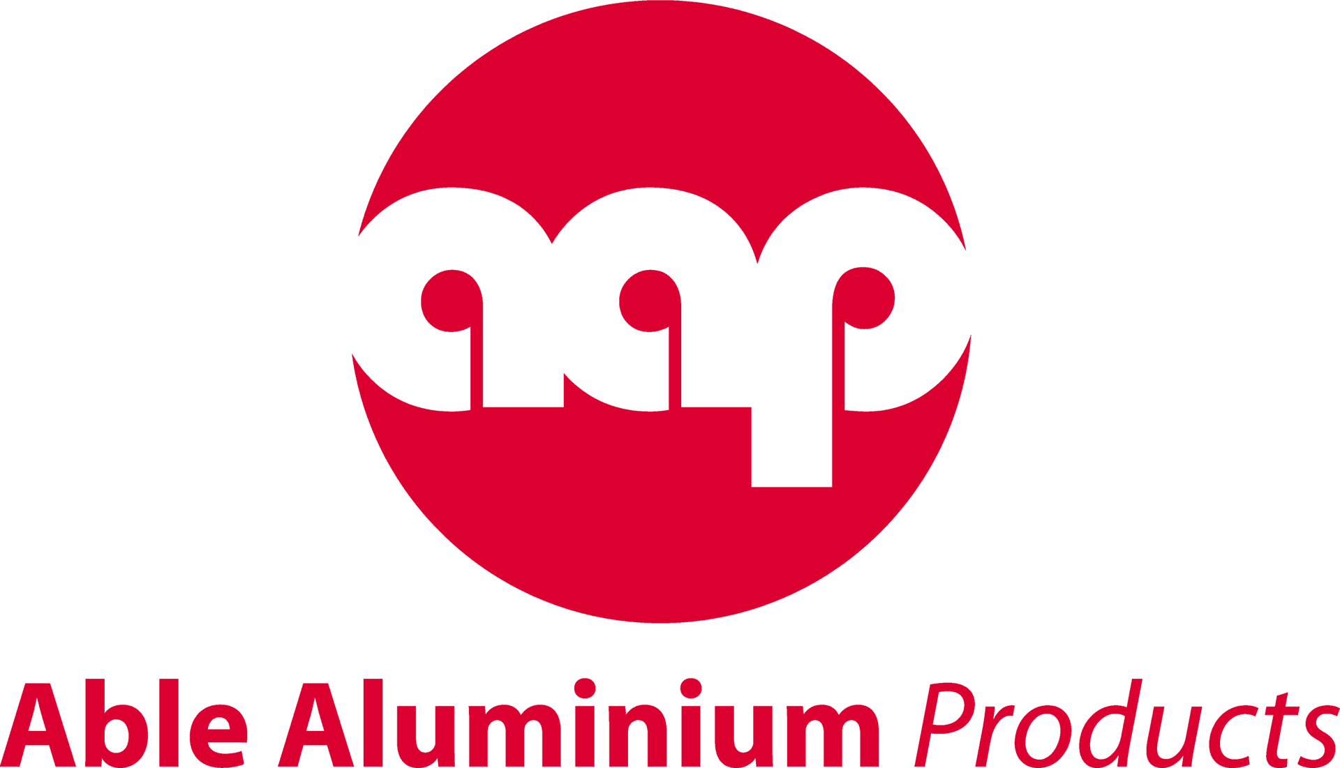 able aluminium products logo
