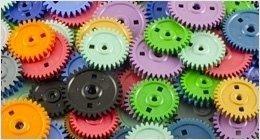 componenti plastici