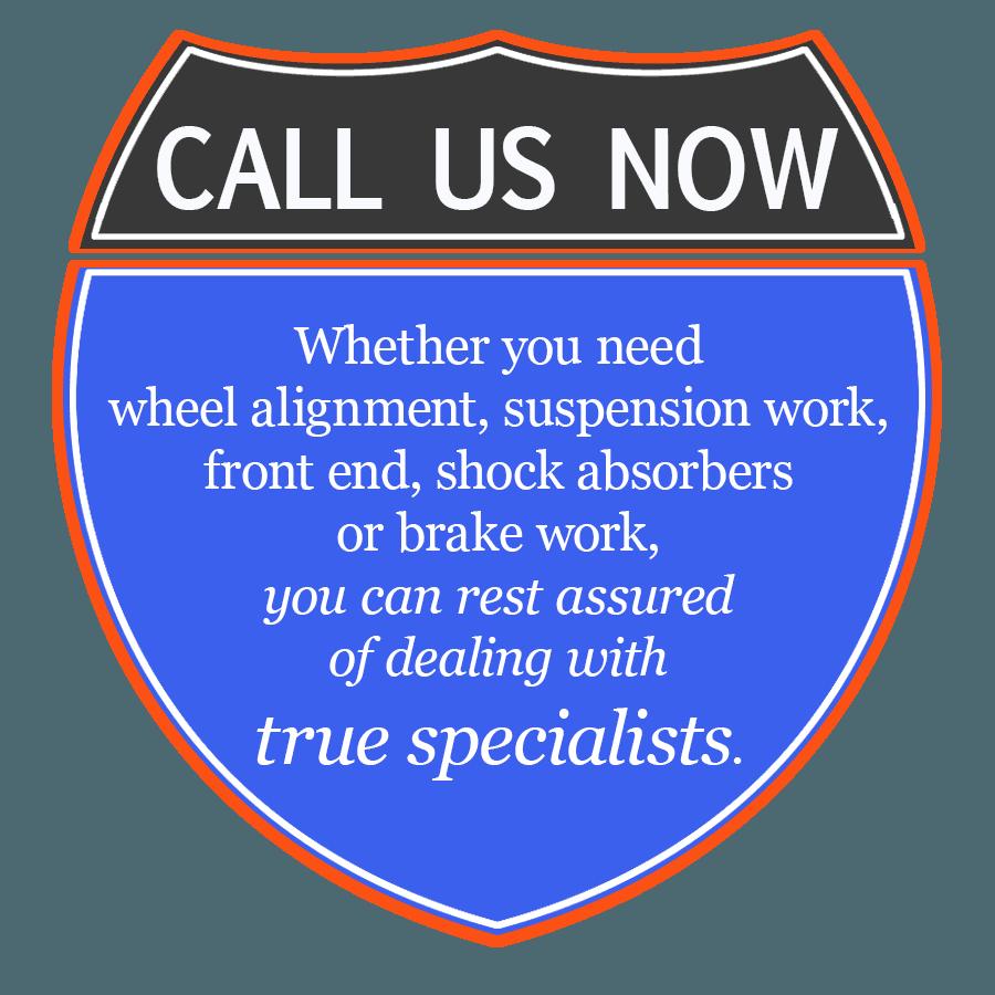 Suspension Services Odessa, TX