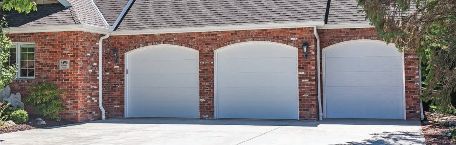 Skyline Flush Garage Doors Fresno Ca Central Valley