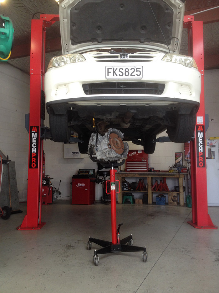 Broad range of affordable automotive services