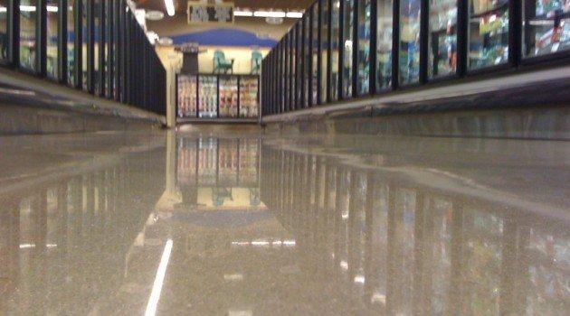 Concrete Polishing in Houston