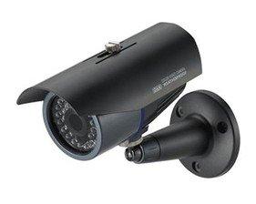 Camera nera di videosorveglianza