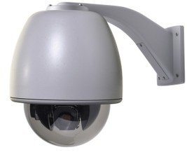 Camera di videosorveglianza con forma di lampada
