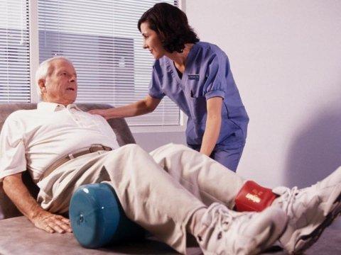 Riabilitazione per anziani