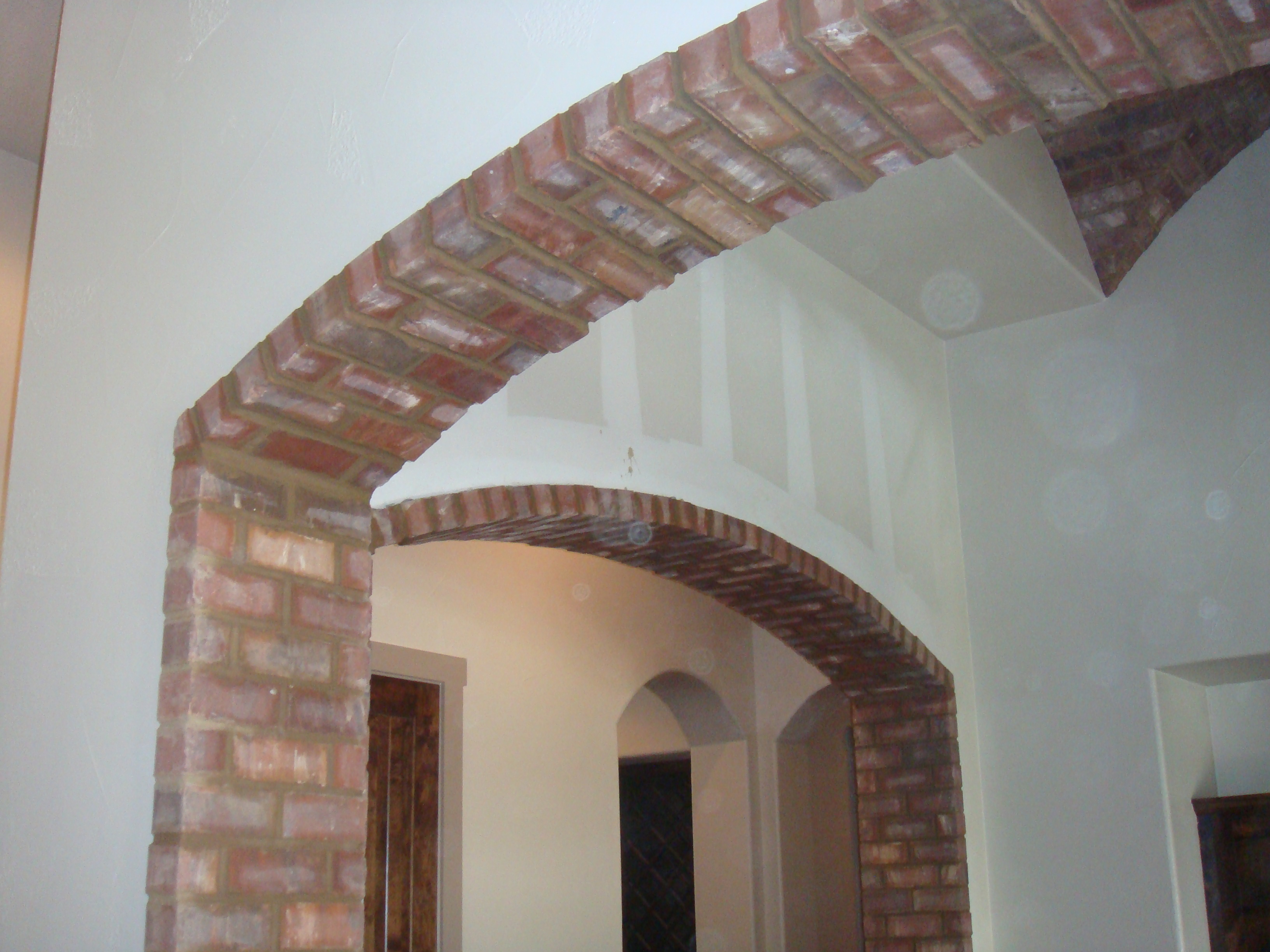 Indoor Living Custom Masonry Jc Stoneworks Georgetown Tx