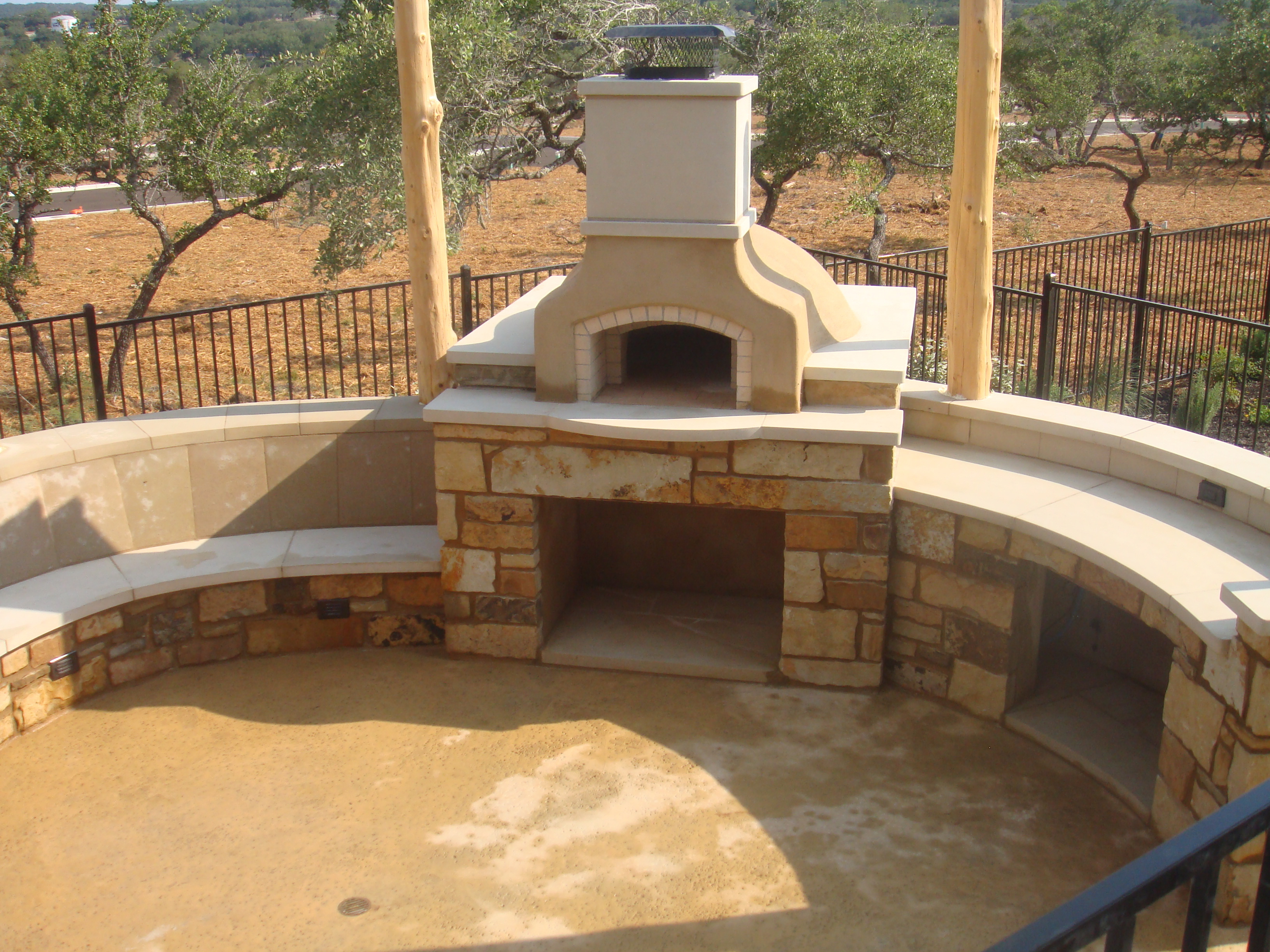 Outdoor Patios Fireplaces Firepits Jc Stoneworks Masonry Contractor Georgetown Tx
