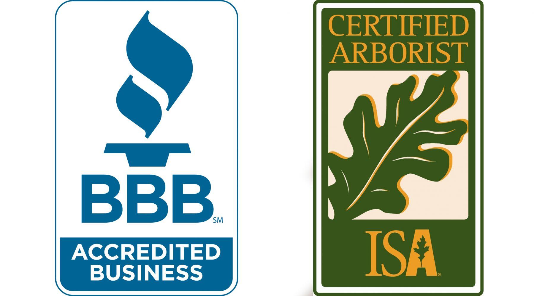 BBB and ISA logos