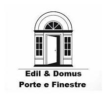 EDIL & DOMUS PORTE E FINESTRE