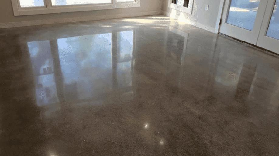 Polished Concrete Maintenance