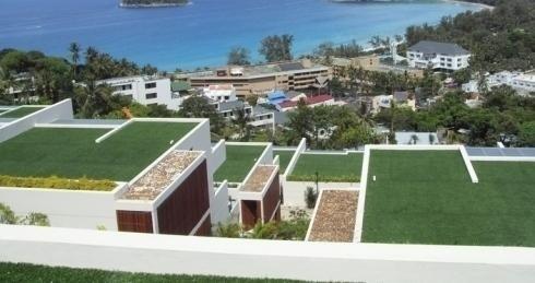 erba sintetica per terrazzi