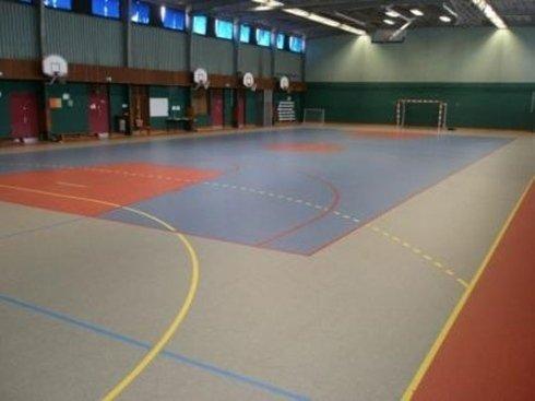 pavimento per campo da gioco