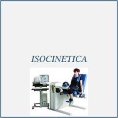 Isocinetica  Riabilita Genova
