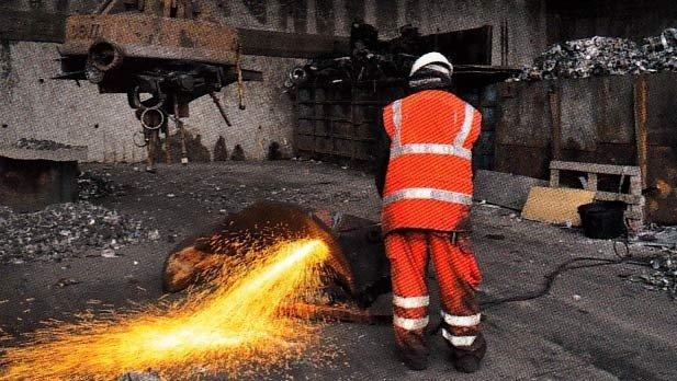 smaltimento industiale metalli
