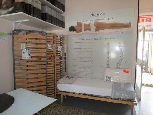 materassi ipoallergenici, materassi ergonomici, doghe in legno