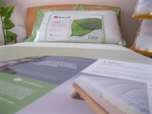 materasso naturale, natur memory gel, materasso termoregolabile
