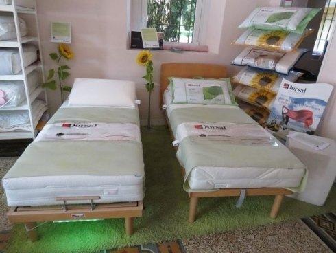 materassi singoli, materassi ortopedici, materassi di marca