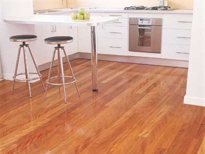 Brushbox Hardwood Flooring