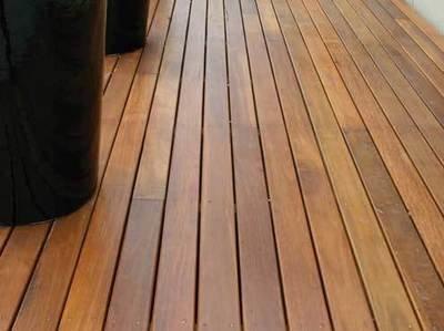 Spotted Gum Hardwood Decking