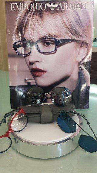 occhiali firmati emporio armani