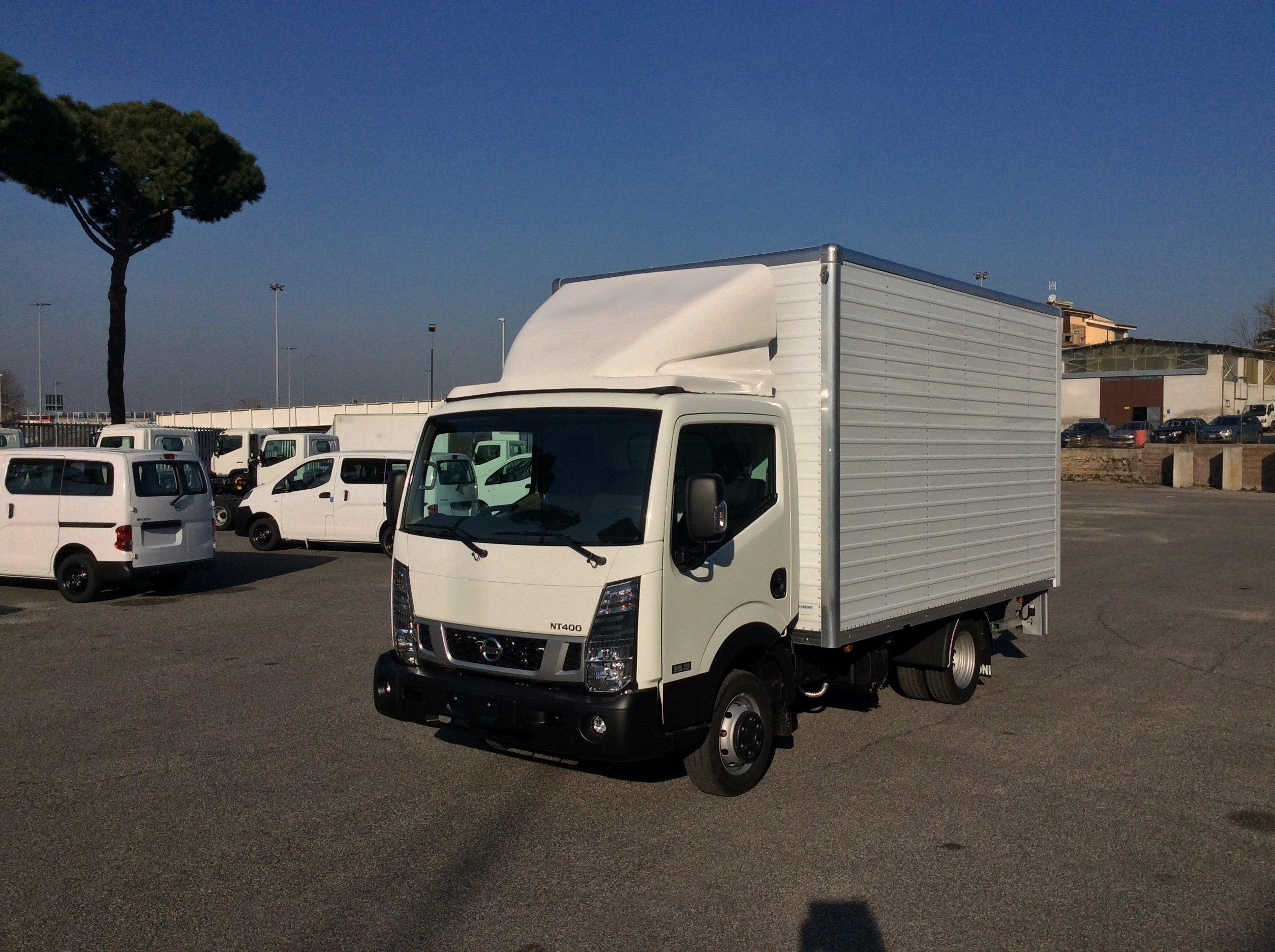 furgone commerciale