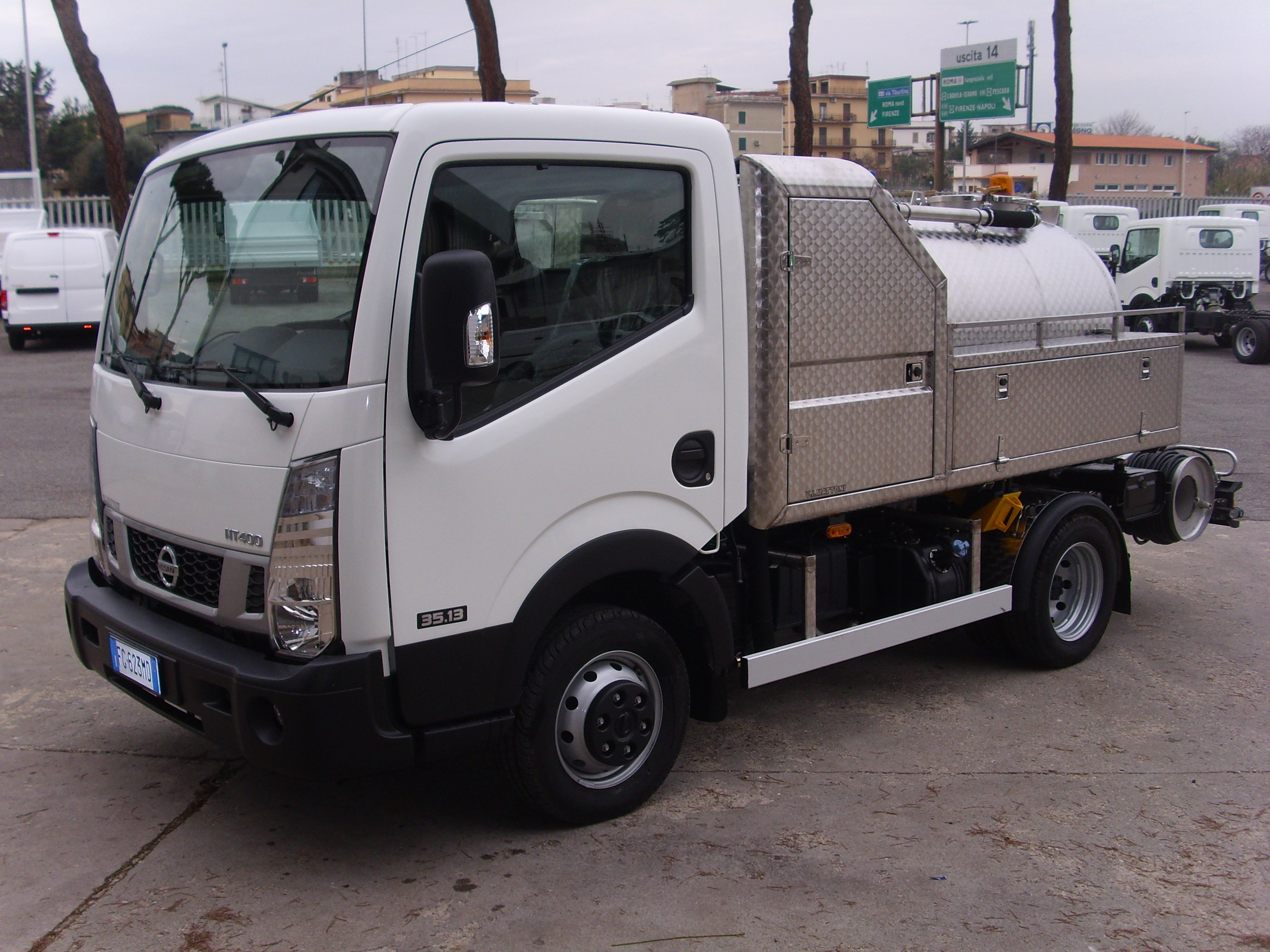 camion NT 400 COMFORT PACK