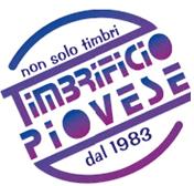 TIMBRIFICIO PIOVESE - TIMBRI - TARGHE - LOGO