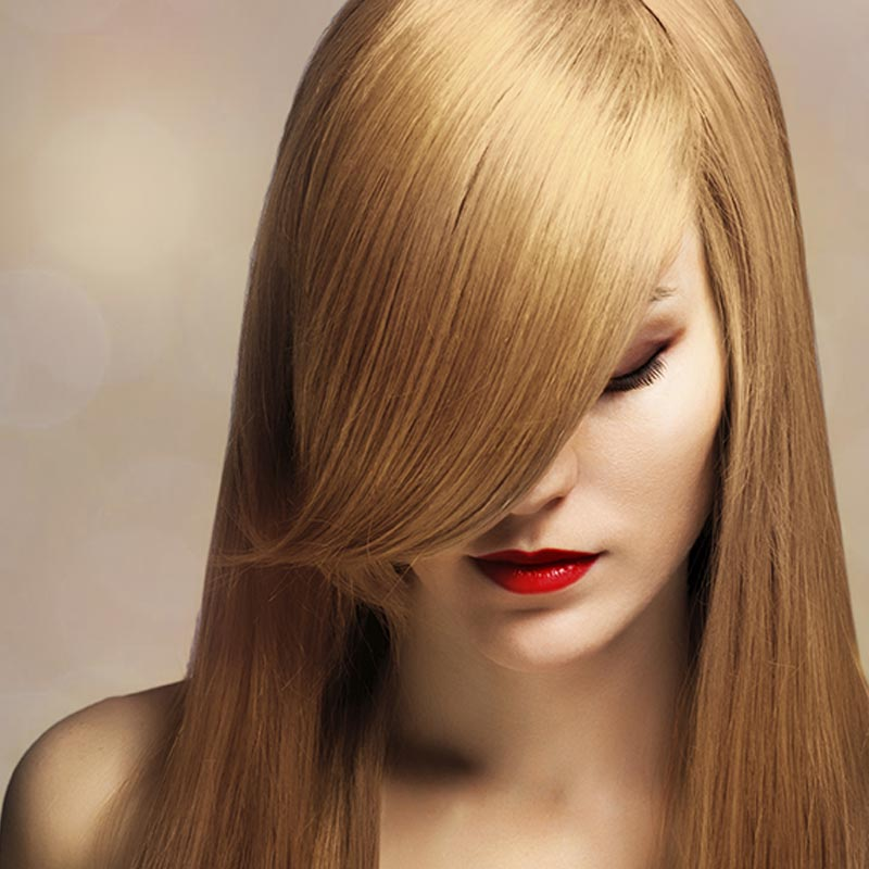 hairmoves hair model blonde