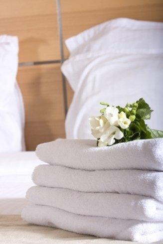 Non manca alcun comfort nelle ampie stanze riservate per voi dalla struttura.
