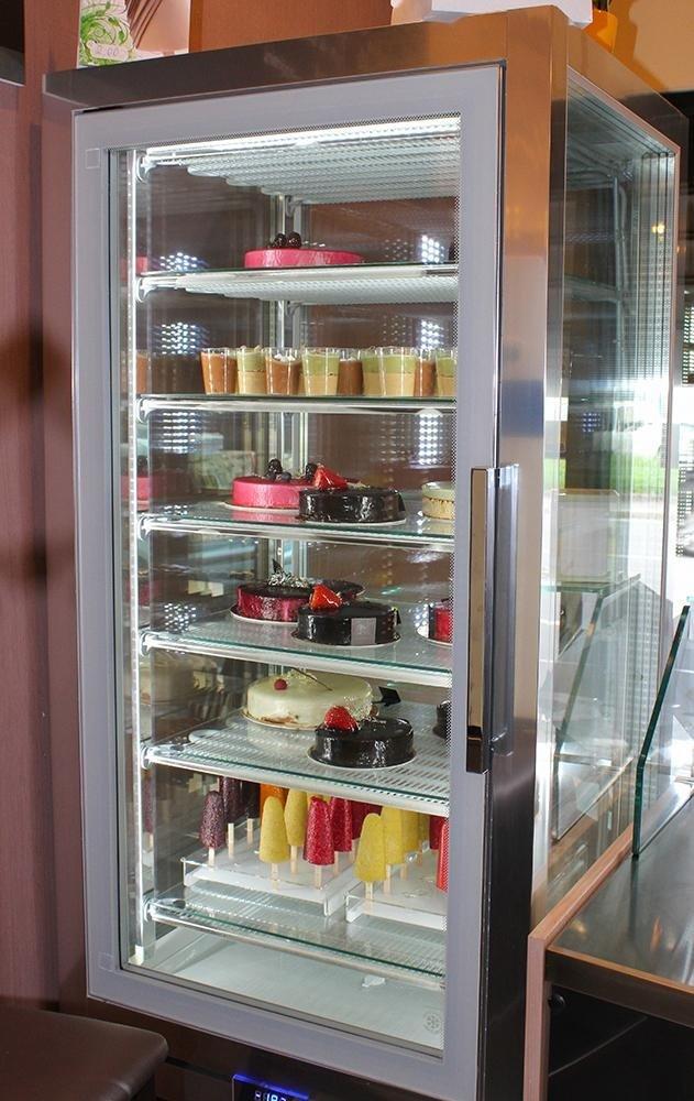 Grande selezione di gusti di gelato