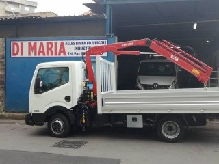 allestimento veicoli commerciali