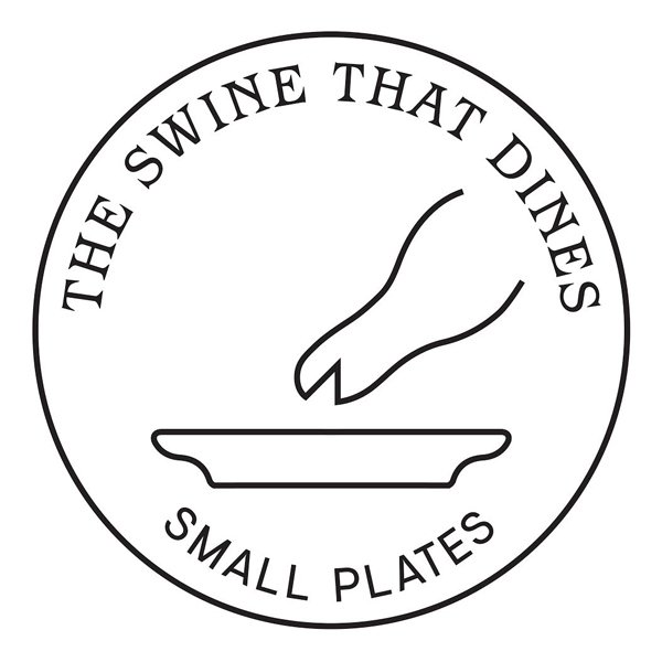 The Swine That  Dines logo
