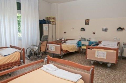 casa di riposo riabilitativa