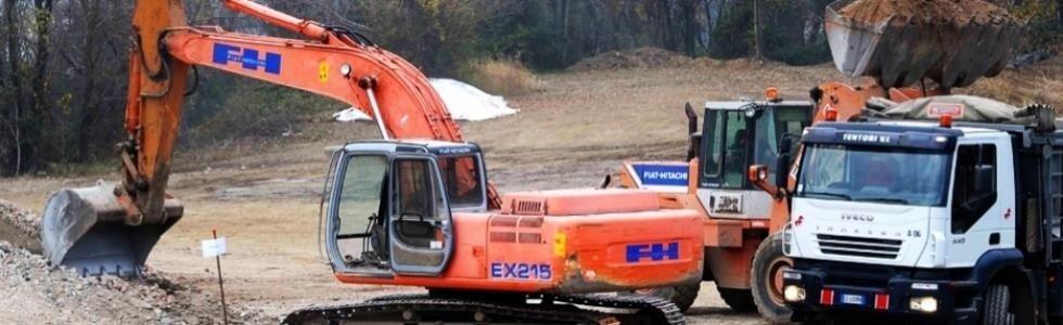 costruzione e manutenzione strade