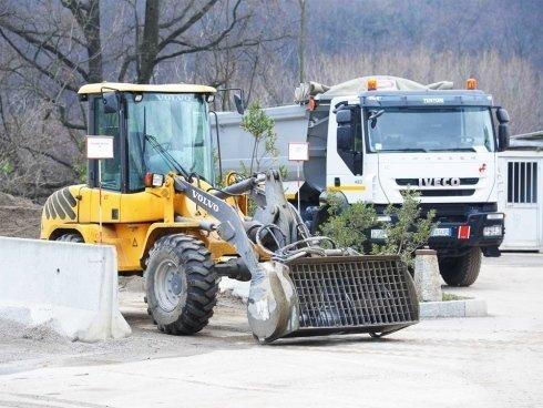 manutenzione pavimentazione stradale