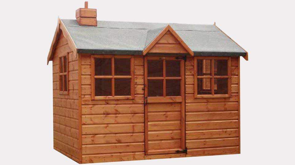 bespoke garden shed - Garden Sheds Essex