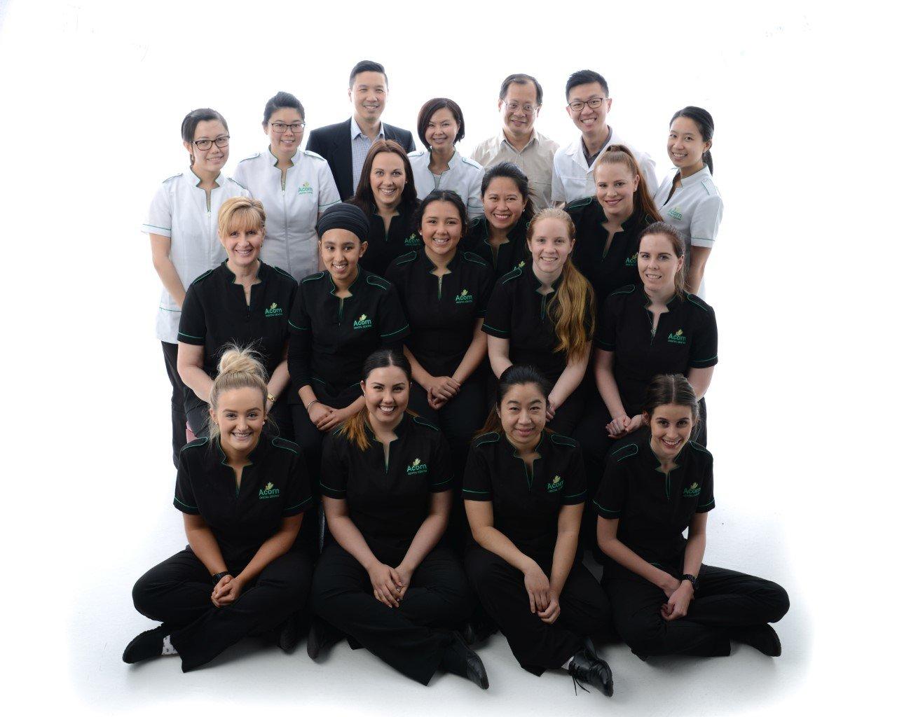 Acorn Dental Centre Team