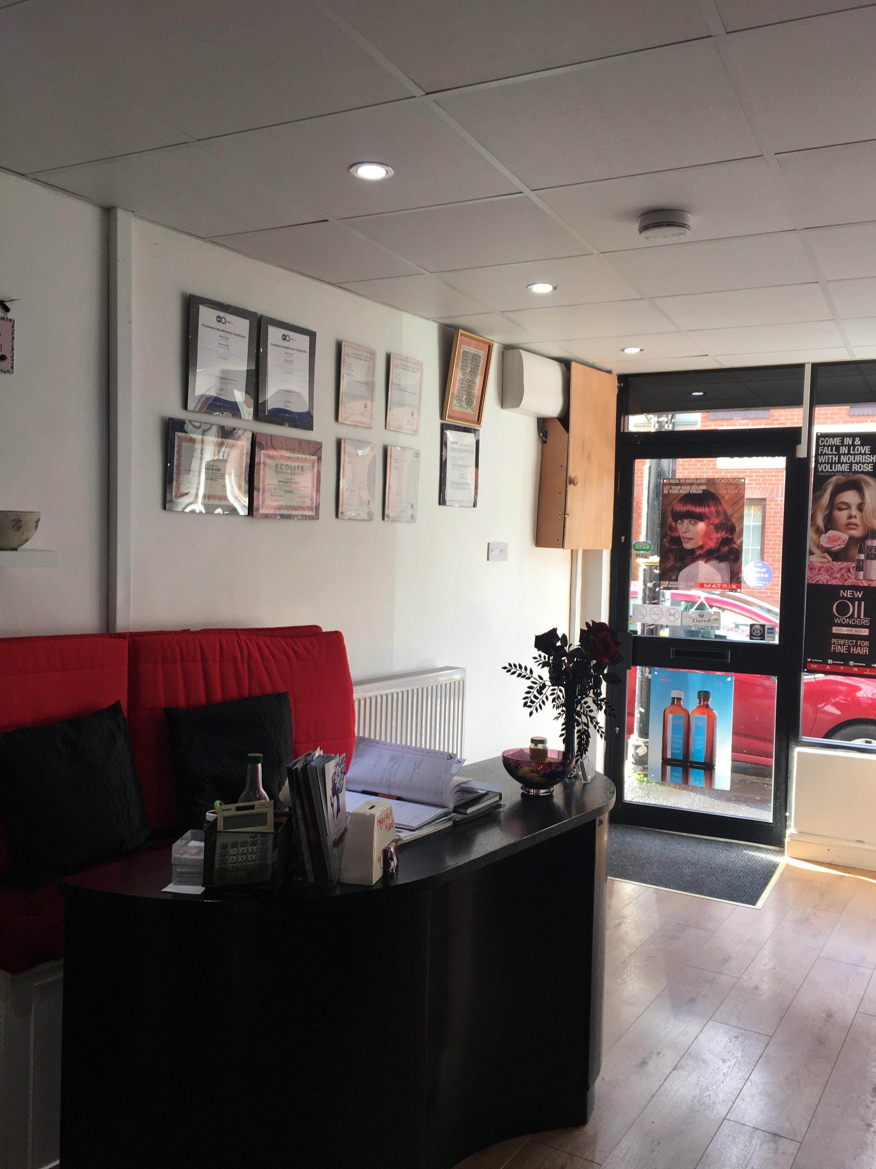 Desire Hair and Beauty salon