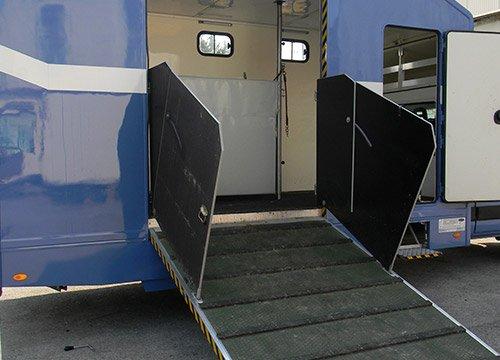 installazione pedane per disabili