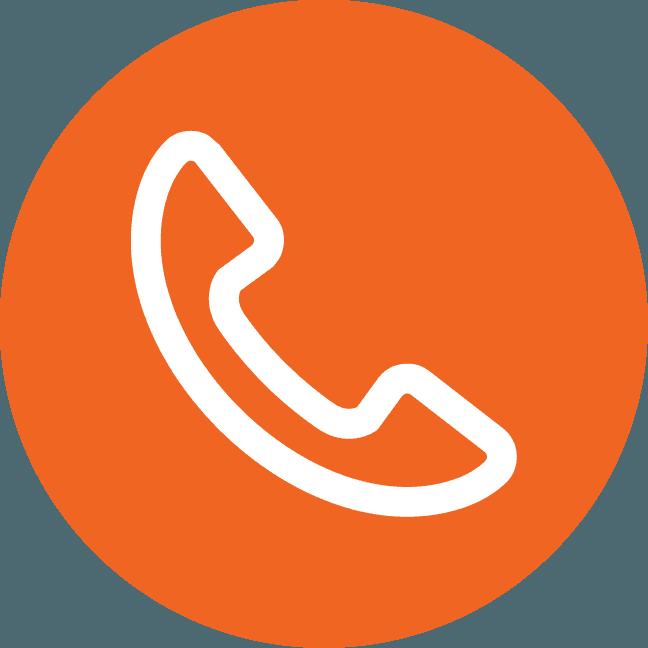 icona cornetta del telefono