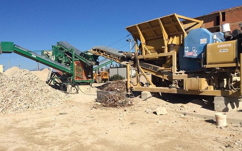 smaltimento materiali demolizione