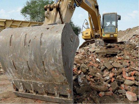 scavi e smaltimento