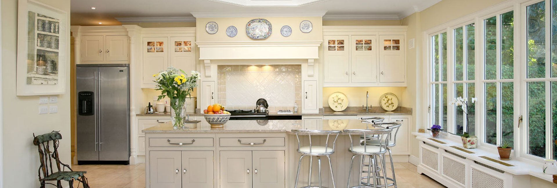 Euan Kitchen Cabinets | Kitchen Fitting Euan Richards Carpentry