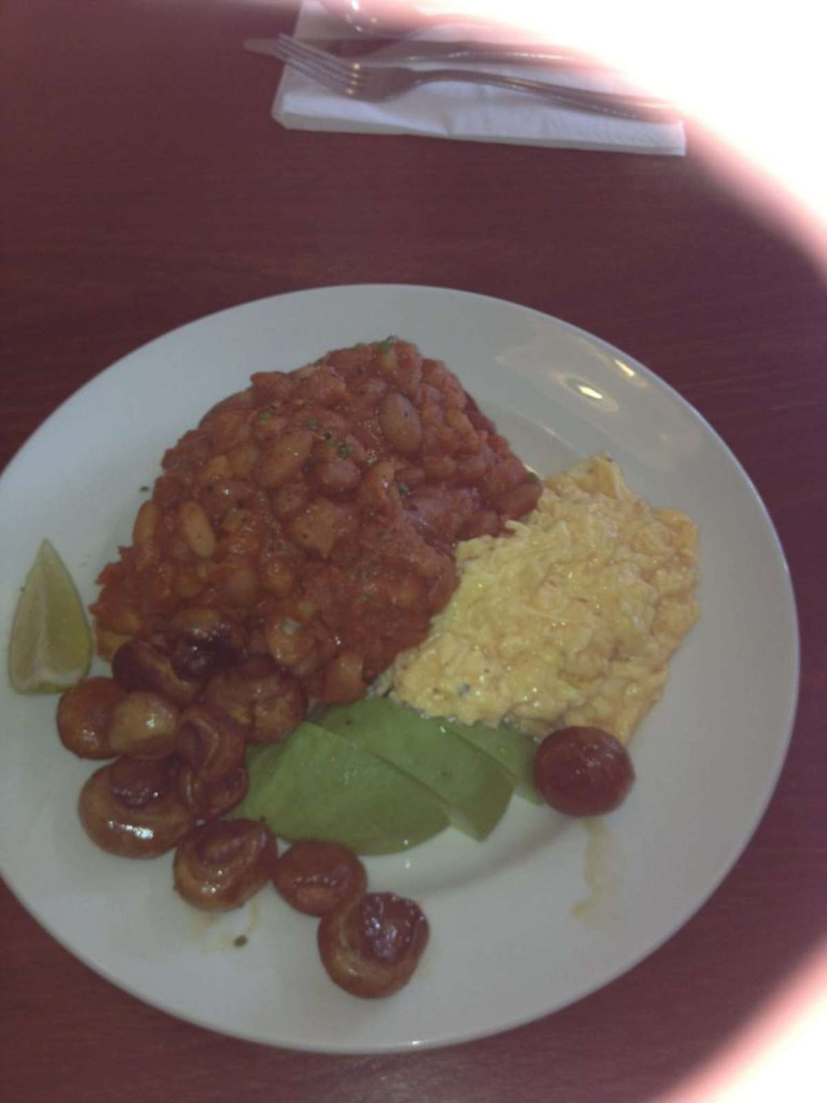 A superb healthy recipe from northern soul cafe