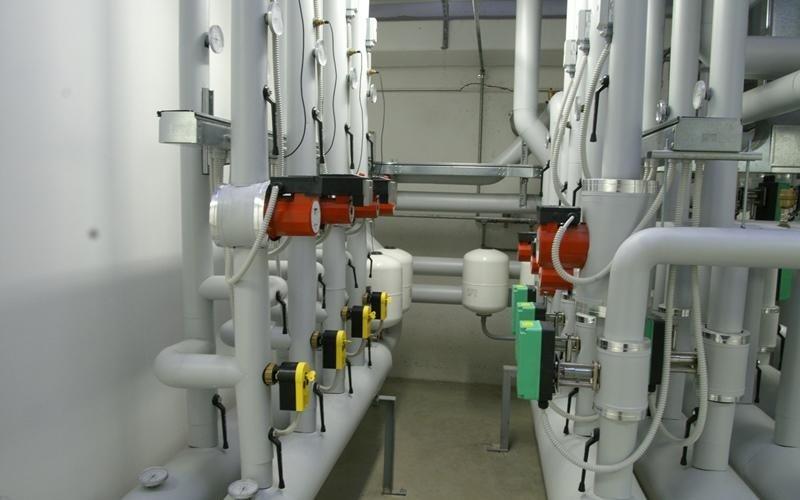 tecnico impianto elettricità
