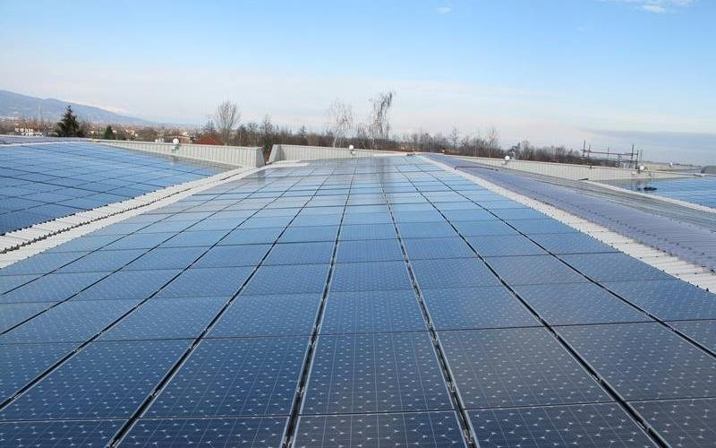 impianti solari tetto